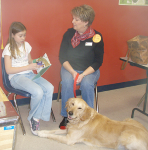 Buddy at the Boy's and Girl's Club